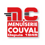 Logo Menuiserie Couval