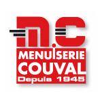 Logo Menuiserie Couval