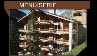 Menuiserie en Savoie - Patrick Lecoq à Bourg Saint Maurice