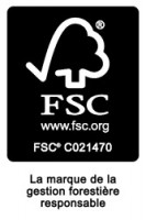 Logo Certification FSC